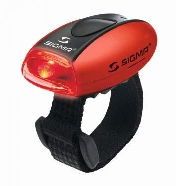 lampka rowerowa tylna marki Sigma