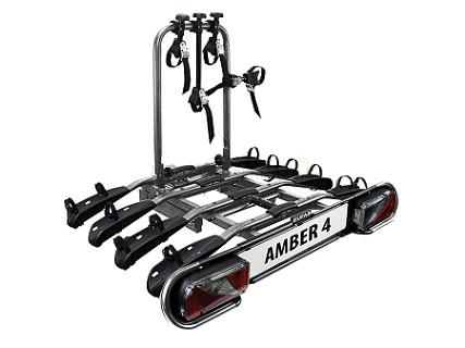 bagażnik rowerowy samochodowy z uchwytem na hak