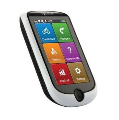 nawigacja GPS rowerowa