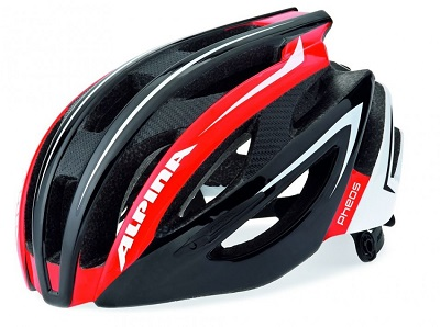 kask rowerowy marki Alpina
