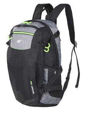 plecak miejski sportowy 4F, pojemność 25l