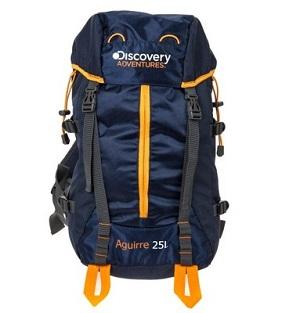 plecak turystyczny trekkingowy marki Discovery o pojemności 25l