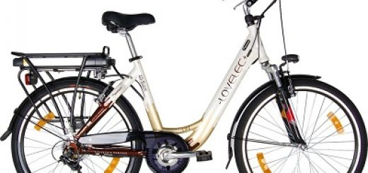 rower elektryczny Lovelec URBAN