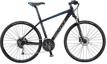 męski rower typu cross Scott Sub, 30 cali