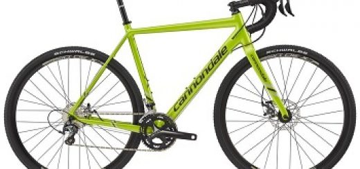 rower crossowy Cannondale CAADX Tiagra