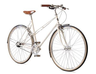 Damski rower miejski Pashley Aurora 8 Speed Alfine. Źródło fotografii: totalwomenscycling.com.