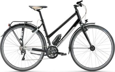 Damski rower turystyczny Koga Light Deluxe. Źródło fotografii: totalwomenscycling.com.