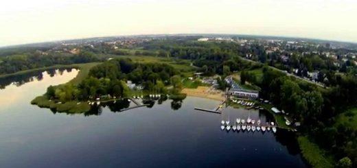 jezioro Kierskie w Kiekrzu
