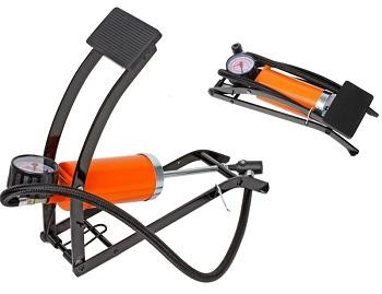 pompka rowerowa z manometrem