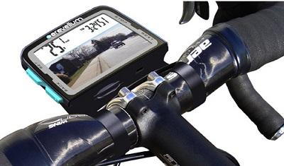 cyfrowe lusterko rowerowe